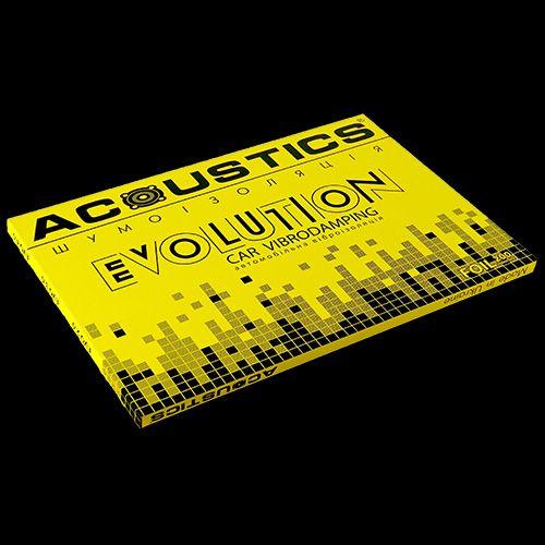 ACOSTICS EVOLUTION A2 / 700×500 (2 mm)